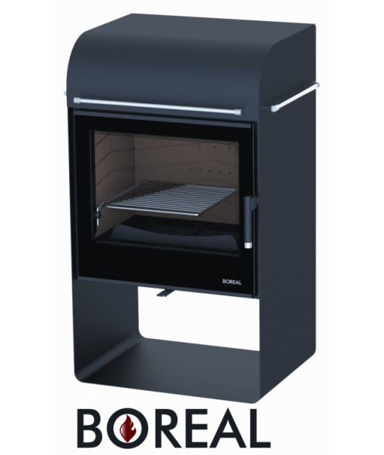Boreal E4000S - kamna krbová